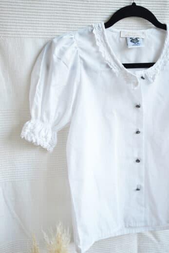 blouse autrichienne julietta