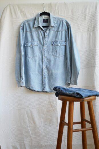chemise-denim-vintage-ghislain