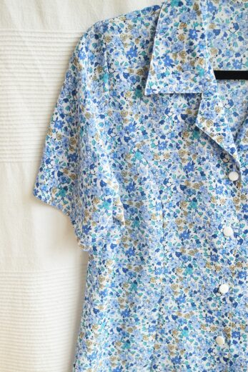 chemise vintage florelle