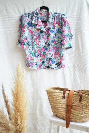 chemise a basque