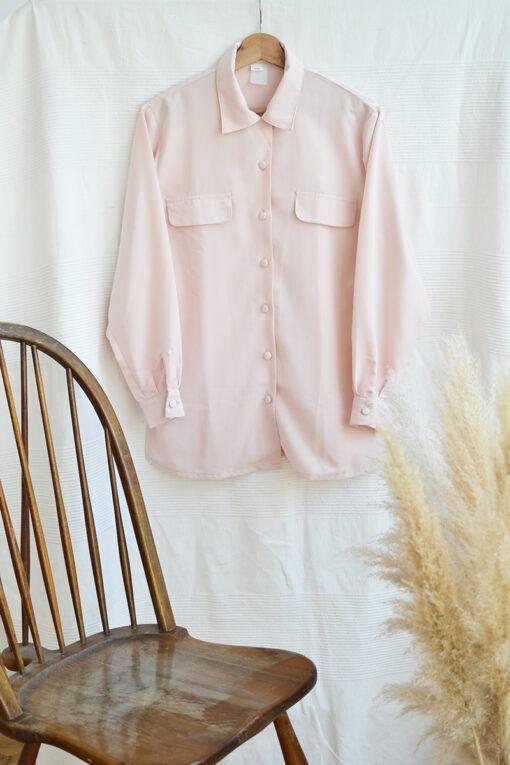 chemise rose grace