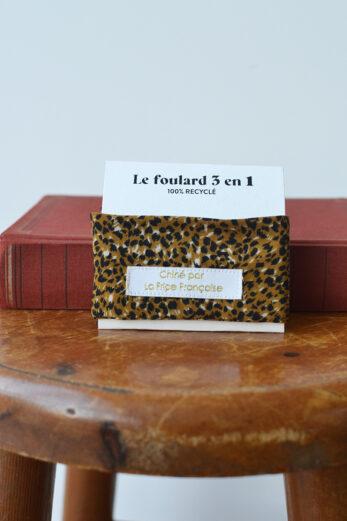 Foulard Leopard 20