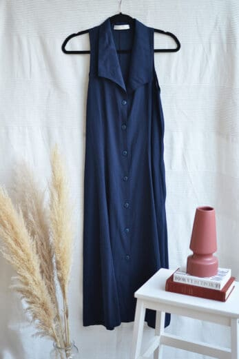 robe longue vintage