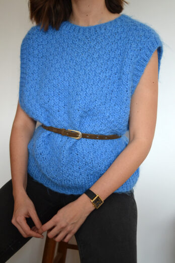Pull Laine Clemence
