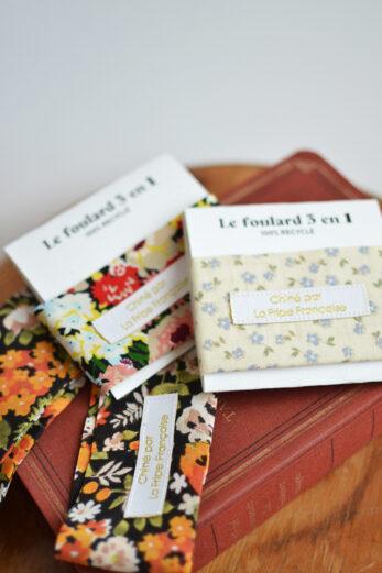 Foulards Fleurs