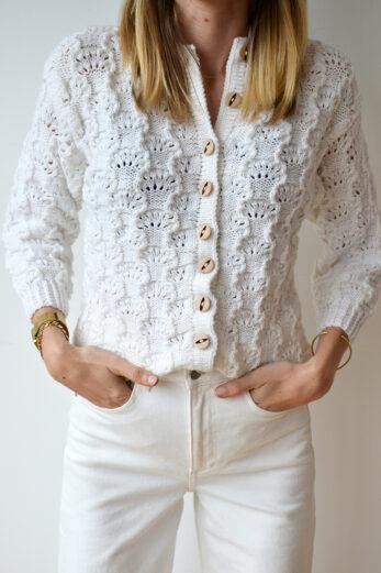 Gilet Crochet Dina