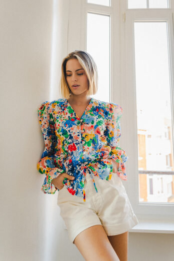 Blouse SECONDE printemps