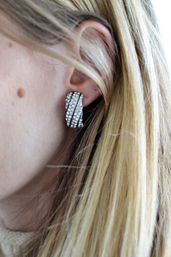 creoles strass beckie