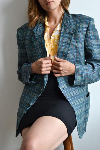 blazer hugo boss vintage