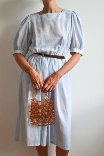 robe boheme vintage