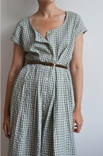 robe vichy vintage en ligne