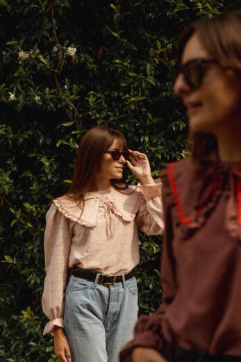 blouse fabriquee en france